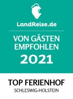 landreise.de: Top-Ferienhof 2021