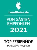 landreise.de: Top-Ferienhof 2021
